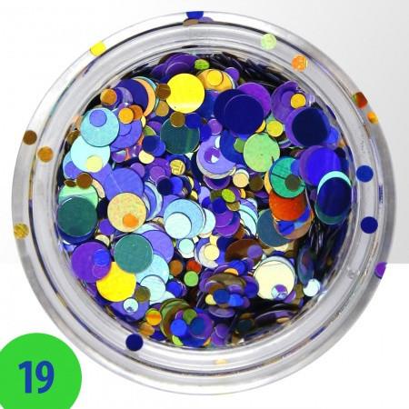 Konfety mix 19 NechtovyRAJ.sk - Daj svojim nechtom všetko, čo potrebujú