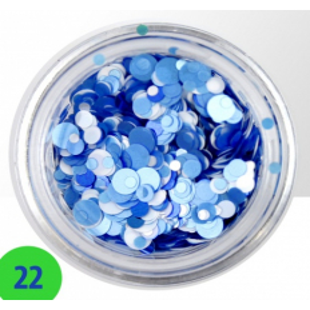 Konfety mix 22 NechtovyRAJ.sk - Daj svojim nechtom všetko, čo potrebujú