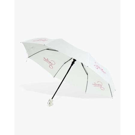 Dáždnik SEMILAC biely