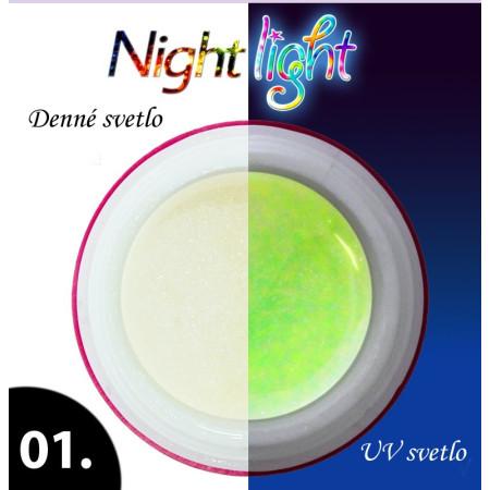 UV GÉL NIGHT LIGHT 01