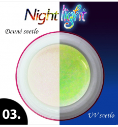 UV GÉL NIGHT LIGHT 03