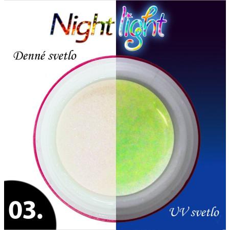 UV GÉL NIGHT LIGHT 03