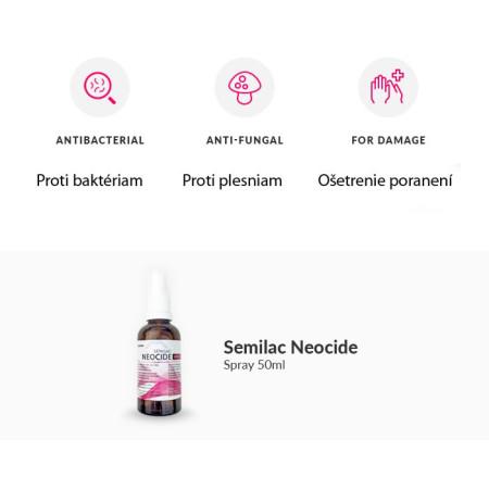 Semilac Neocide sprej 50ml
