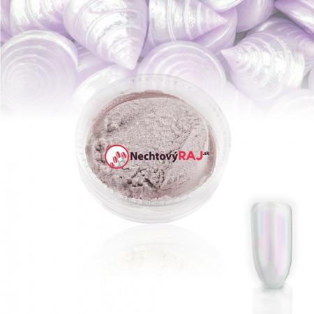Prášok s efektom perlete shell 02
