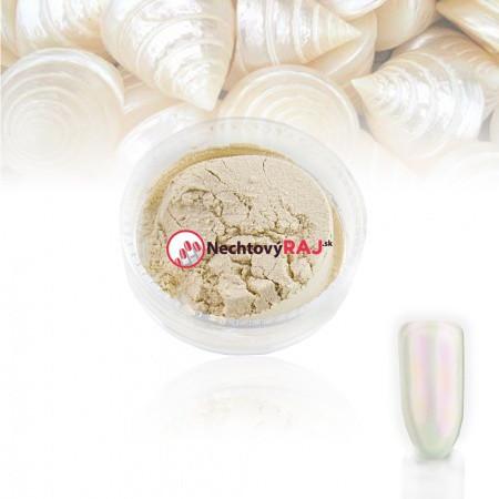 Prášok s efektom perlete shell 03 NechtovyRAJ.sk - Daj svojim nechtom všetko, čo potrebujú