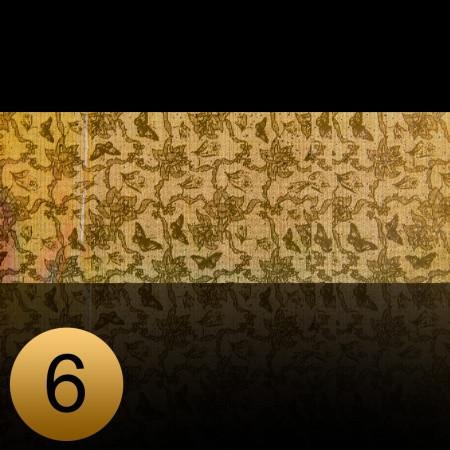 Transfer fólia na nechty čipkováná zlatá 06 NechtovyRAJ.sk - Daj svojim nechtom všetko, čo potrebujú