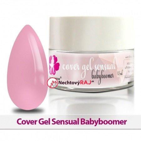 Uv gél cover Sensual babyboomer 15 ml