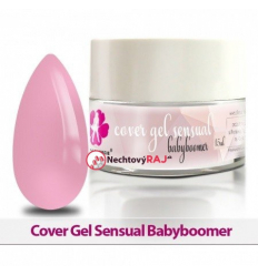 Uv gél cover Sensual babyboomer  15 ml