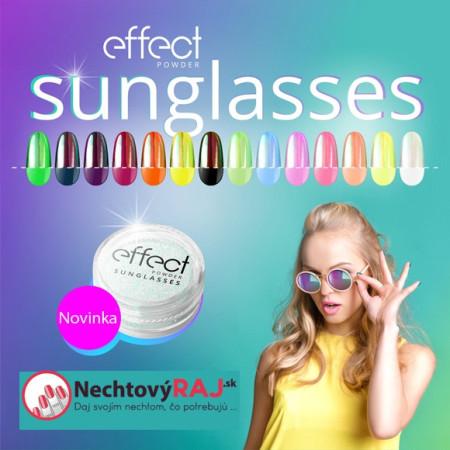 Pigmentový prášok Sunglasses
