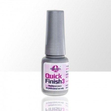 Quick finish 3 - bezvypotkový 6 ml NechtovyRAJ.sk - Daj svojim nechtom všetko, čo potrebujú