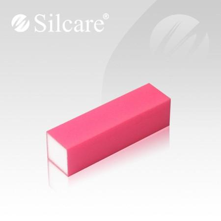 Brúsny blok - neón ružový 100/100