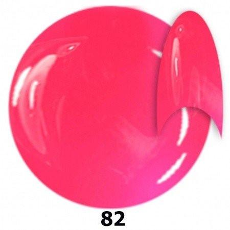 NTN Gél lak NTN 82 ružový 6ml - NechtovyRAJ.sk