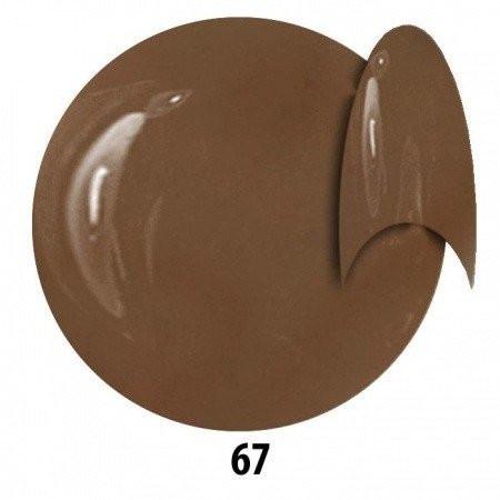 Gél lak NTN 67  6 ml
