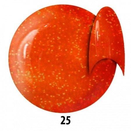 NTN glitrový gél lak 25