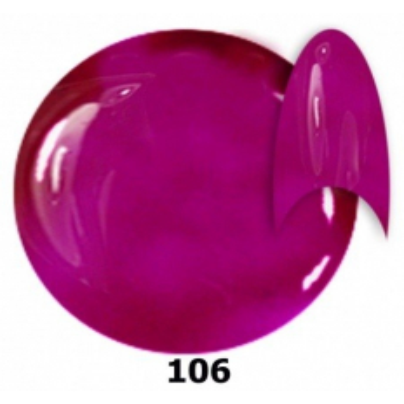 NTN Gél lak 106 fialový 6ml - NechtovyRAJ.sk