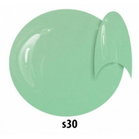 NTN farebný gél lak mintový S30 6 ml