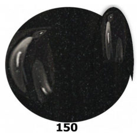 NTN Gél lak 150 čierny 6 ml - NechtovyRAJ.sk