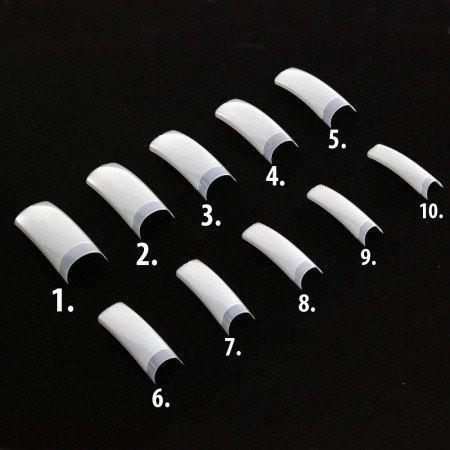 Naturálne tipy  7  50 ks - krátka  zarážka