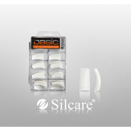 Akcia - Tipy Basic biele 100 ks - krátka zarážka