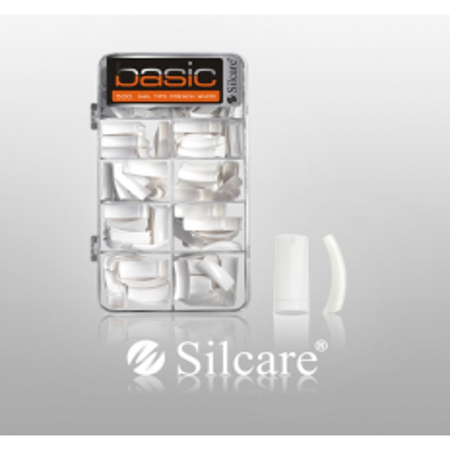 Tipy Basic biele 500 ks - krátka zarážka