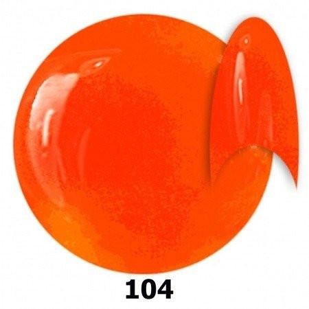 NTN Gél lak 104 oranžový 6ml NechtovyRAJ.sk - Daj svojim nechtom všetko, čo potrebujú