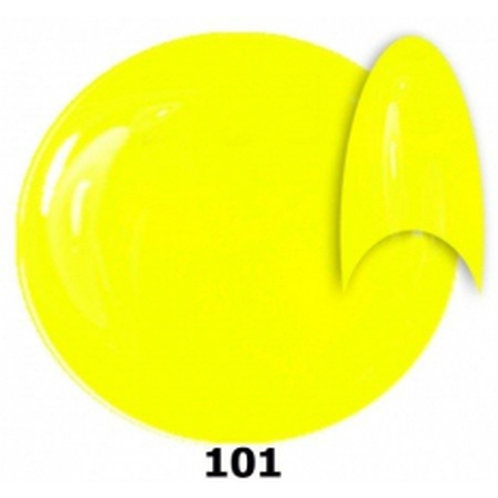 NTN Gél lak 101 žltý 6 ml - NechtovyRAJ.sk