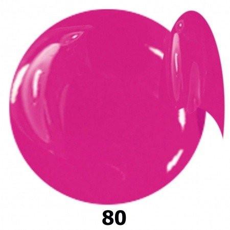 NTN Gél lak NTN 80 ružový 6 ml - NechtovyRAJ.sk