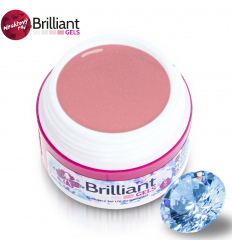 Uv gél Briliant cover pink 30 ml