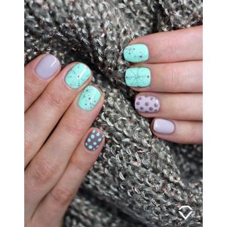 Semilac - gél lak Nails On Fleek 50 - NechtovyRAJ.sk