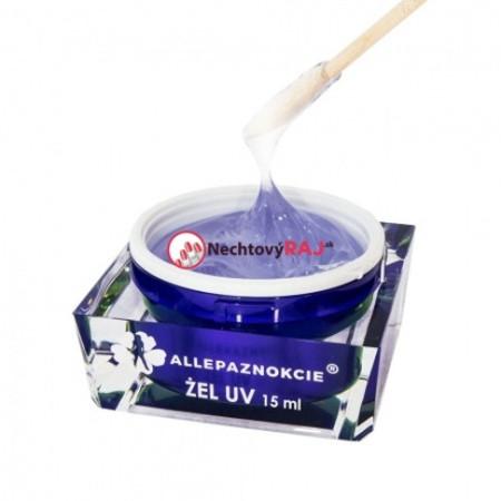 AP Uv gél 100 - Jelly  clear glass 15 ml