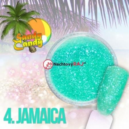 Prášok Sugar effect Sandy Candy 04 NechtovyRAJ.sk - Daj svojim nechtom všetko, čo potrebujú