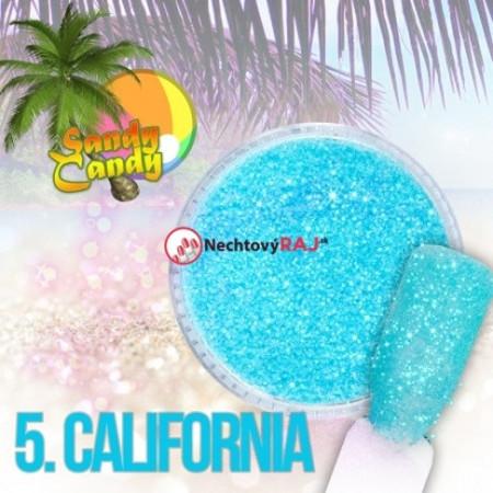 Prášok Sugar effect Sandy Candy 05 NechtovyRAJ.sk - Daj svojim nechtom všetko, čo potrebujú