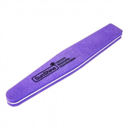 Pilník diamant penový 180/220 fialový NechtovyRAJ.sk - Daj svojim nechtom všetko, čo potrebujú