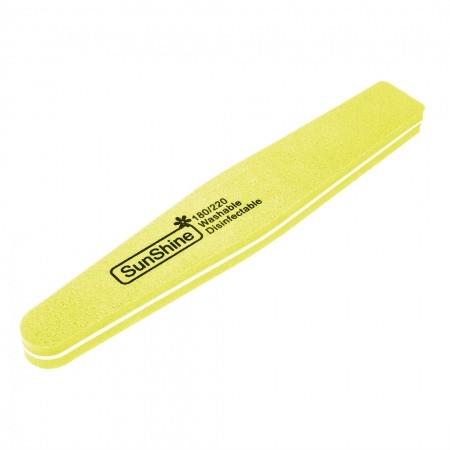 Pilník diamant penový 180/220 žltý NechtovyRAJ.sk - Daj svojim nechtom všetko, čo potrebujú
