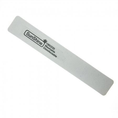 Pilník hranatý penový 180/220 šedý NechtovyRAJ.sk - Daj svojim nechtom všetko, čo potrebujú