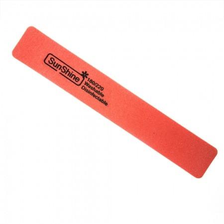 Pilník hranatý penový 180/220  oranžový
