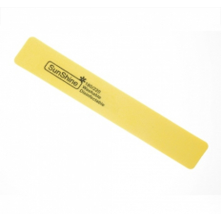 Pilník hranatý penový žltý 180/220 NechtovyRAJ.sk - Daj svojim nechtom všetko, čo potrebujú