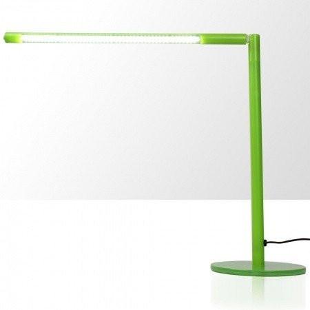 Novinka - Stolová led lampa zelená