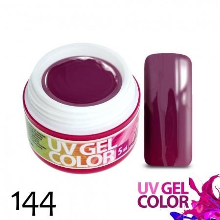 Farebný uv gél 144 5g