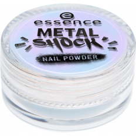 Prášok na nechty - Metal shock 02