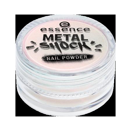 Prášok na nechty - Metal shock 03 NechtovyRAJ.sk - Daj svojim nechtom všetko, čo potrebujú