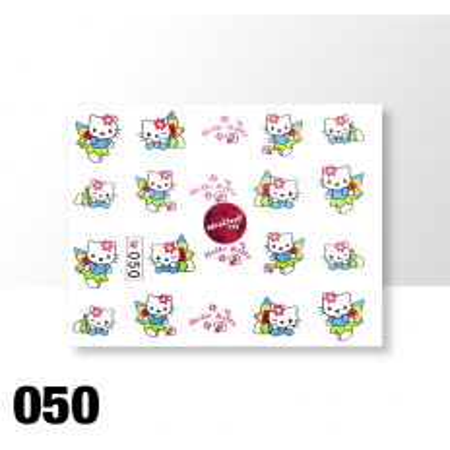 Vodolepky Hello Kitty 047