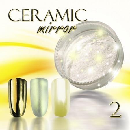 Ceramic mirror prášok 01
