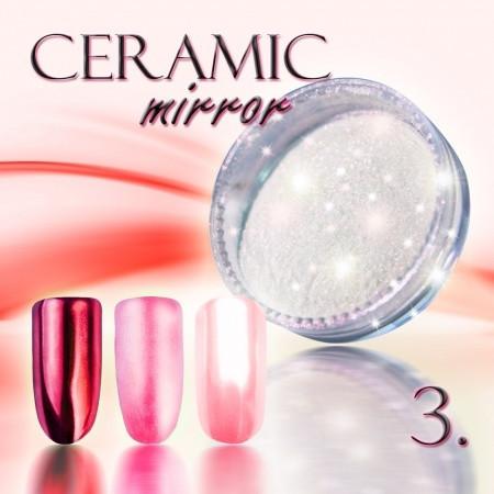 Ceramic mirror prášok 02
