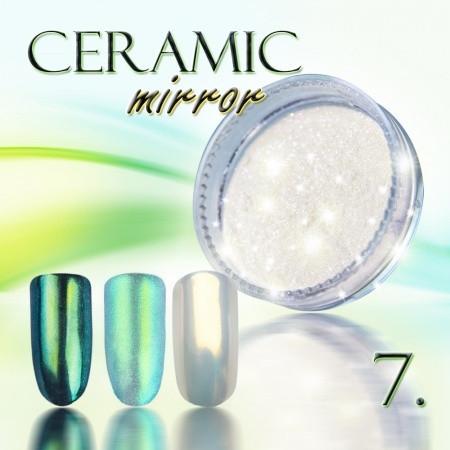 Ceramic mirror prášok 07