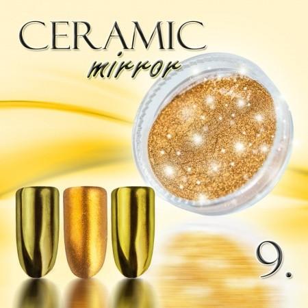 Ceramic mirror prášok 09 NechtovyRAJ.sk - Daj svojim nechtom všetko, čo potrebujú