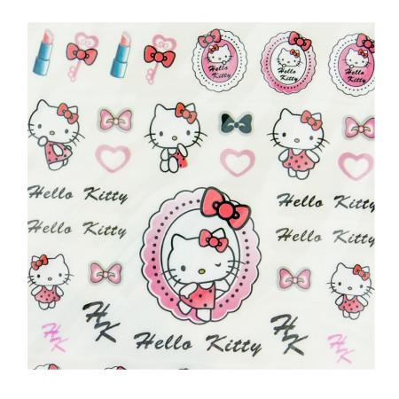 Vodolepky veľké téma Hello Kitty HOT-093 NechtovyRAJ.sk - Daj svojim nechtom všetko, čo potrebujú