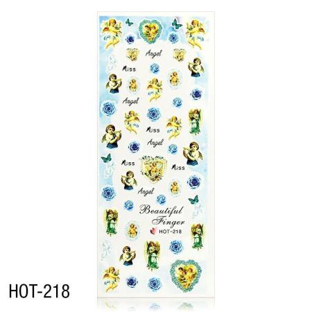 Vodolepky veľké téma anjel HOT-081
