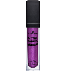 Essence lesk na pery metal shock 02