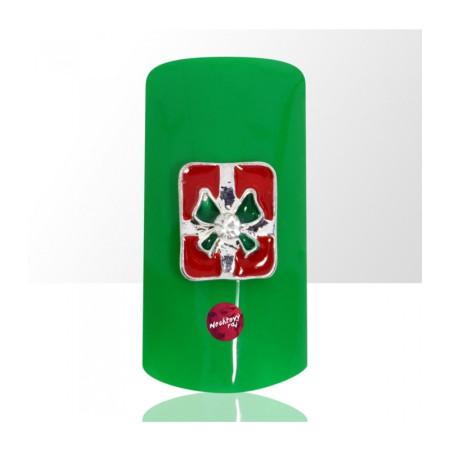 3D darček červený 6 ks NechtovyRAJ.sk - Daj svojim nechtom všetko, čo potrebujú